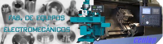 fabricación de equipos electromecánicos